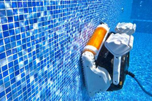 Robot limpia piscinas